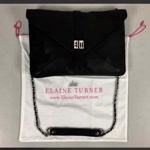 Elaine Turner Renee Crossbody/Envelope Clutch
